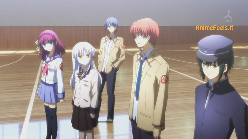 Angel Beats 12