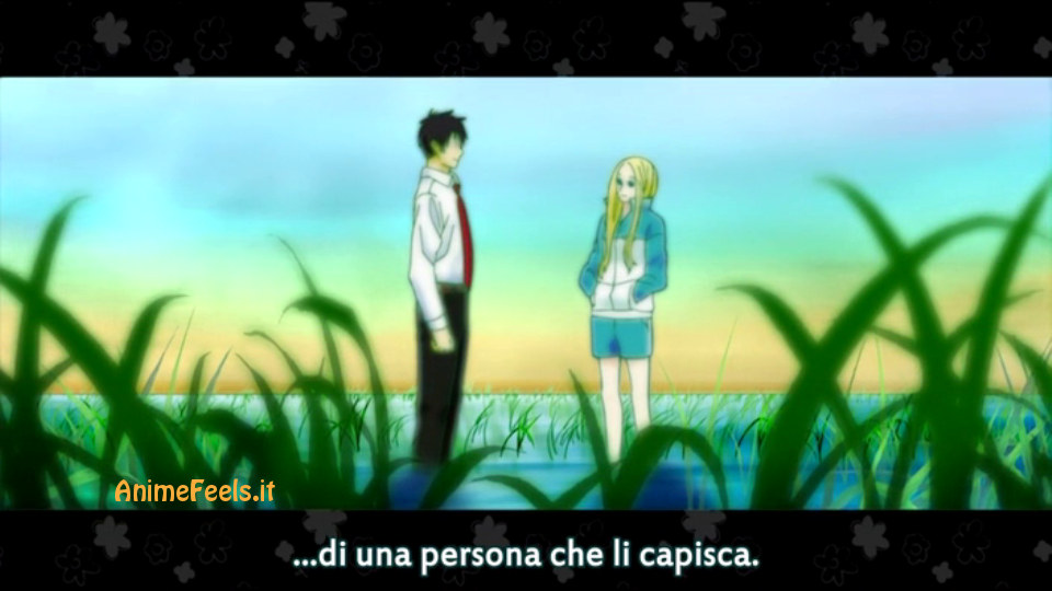 Arakawa under the bridge 1