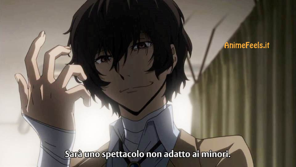 Bungo stray dogs 11