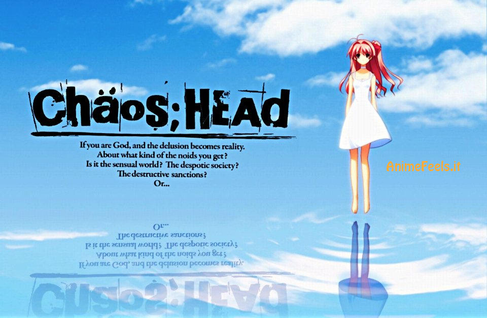 Chaos;Head 1