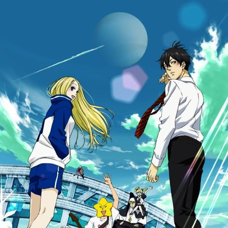 Header - Arakawa Under the Bridge