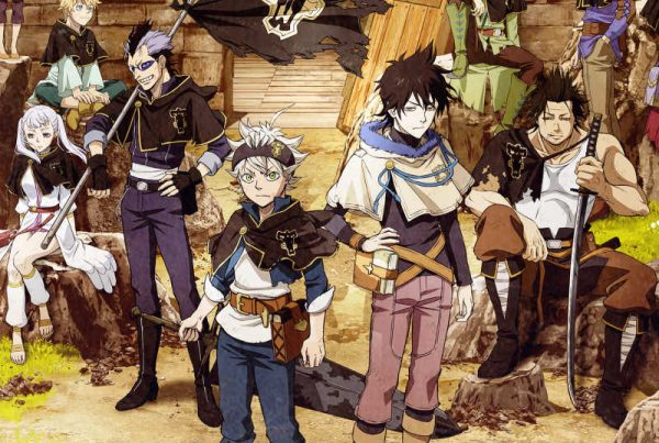 Header - Black Clover