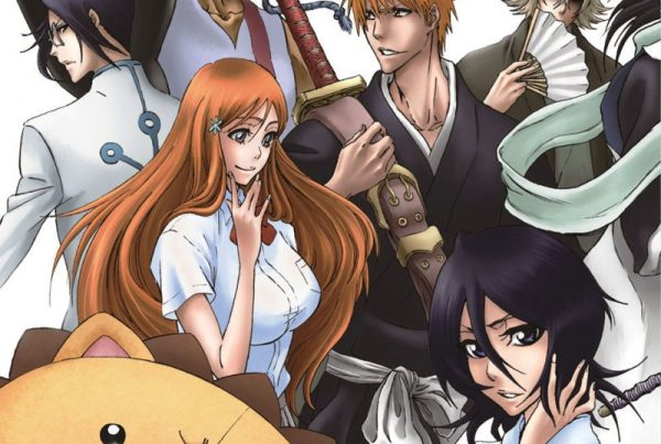 Header - Bleach Manga