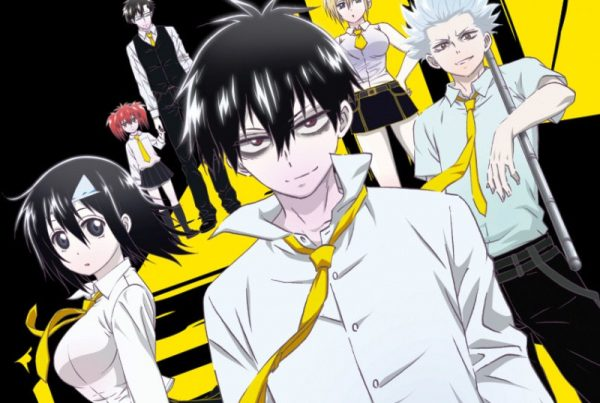 Header - Blood Lad