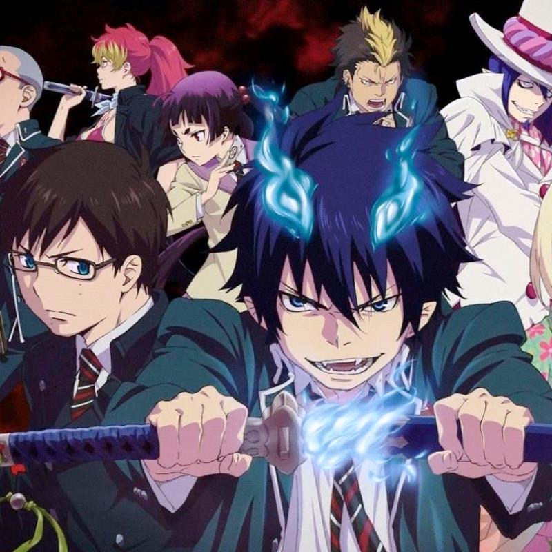 Header - Blue Exorcist