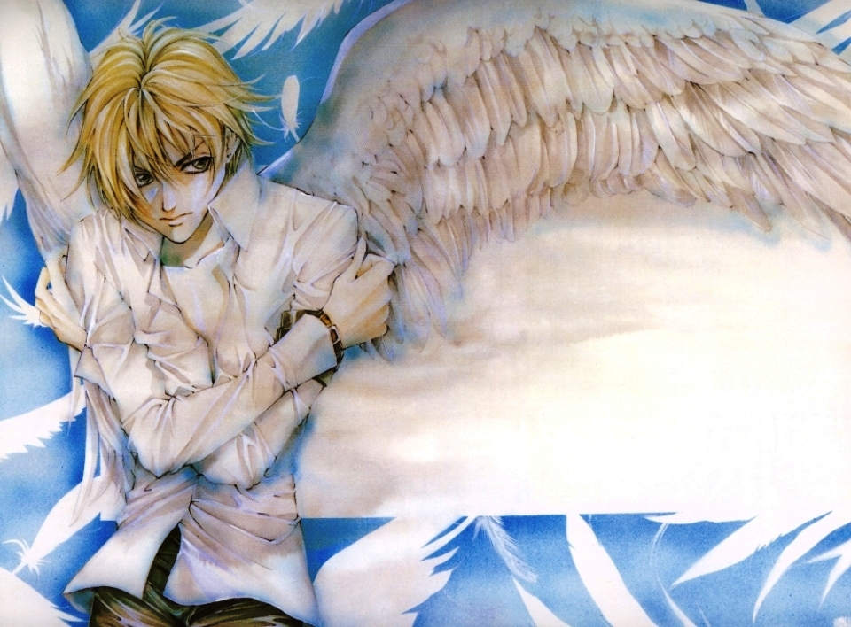 angel sanctuary 3