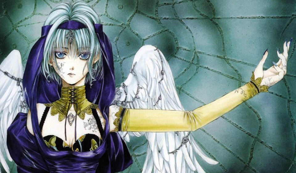 angel sanctuary 6