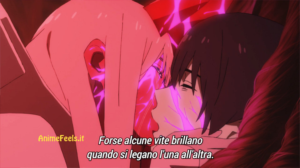 Darling in the FranXX 21