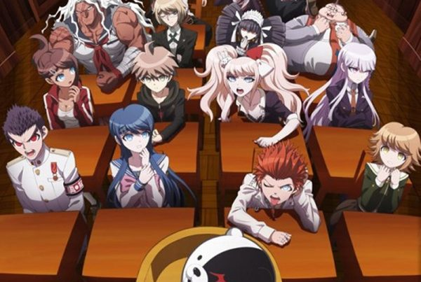 Header - Danganronpa The Animation