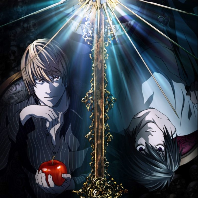 Header - Death Note