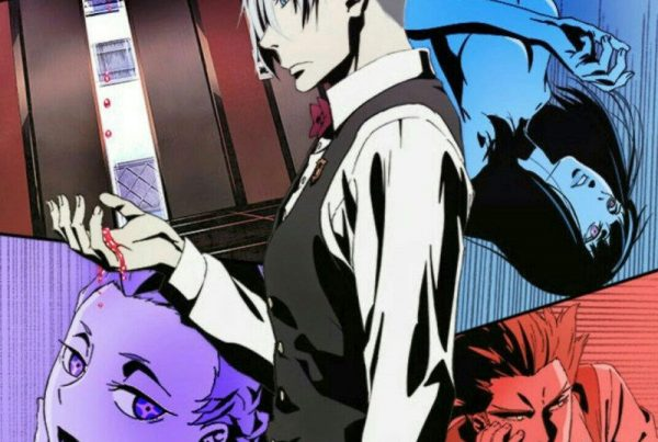 Header - Death Parade