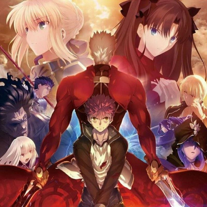 Header - Fate Stay NIght