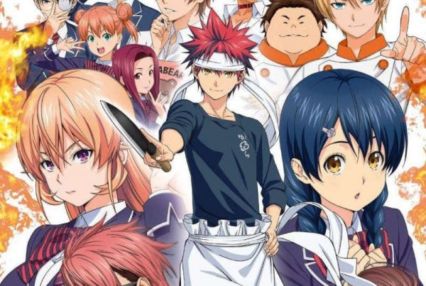 Header - Food Wars!