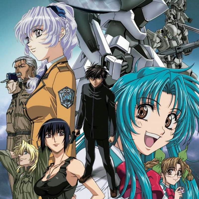 Header - Full Metal Panic!