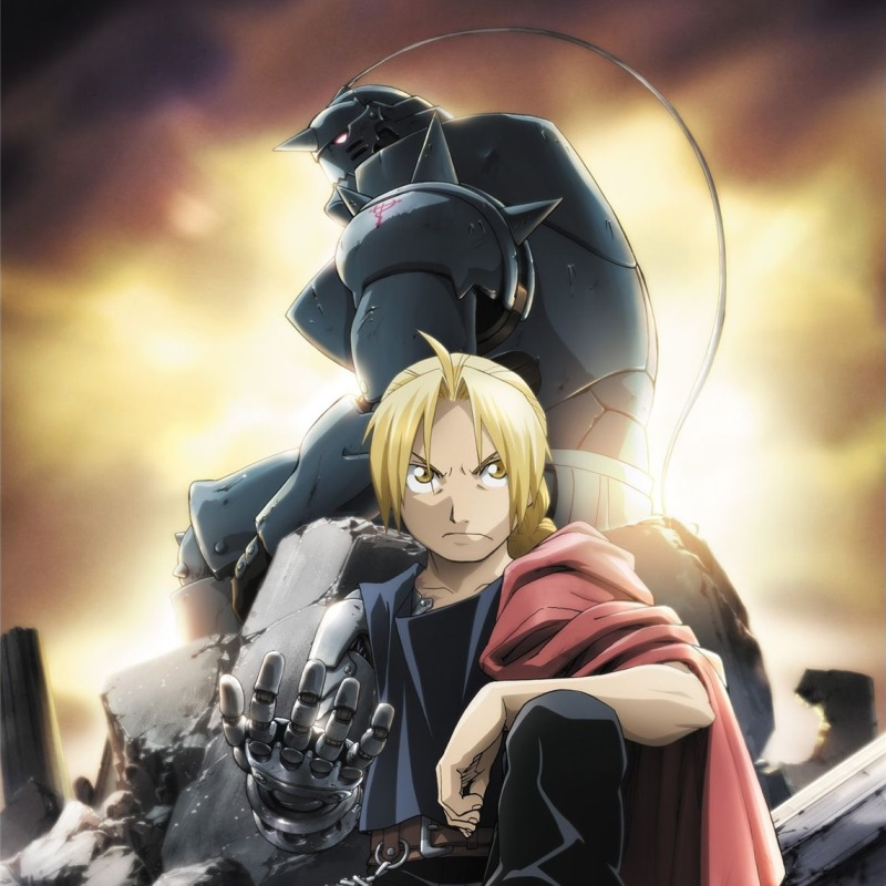 Header - Fullmetal Alchemist