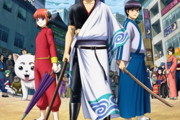 Header - Gintama. 2017