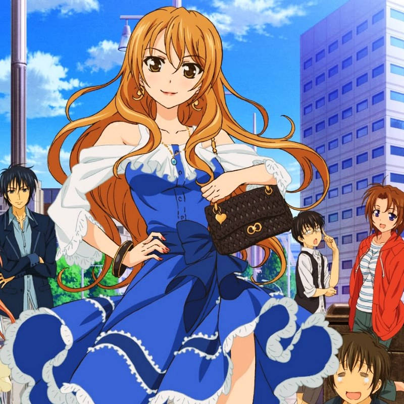 Header - Golden Time