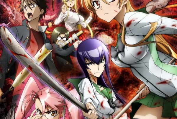 Header - Highschool of the Dead