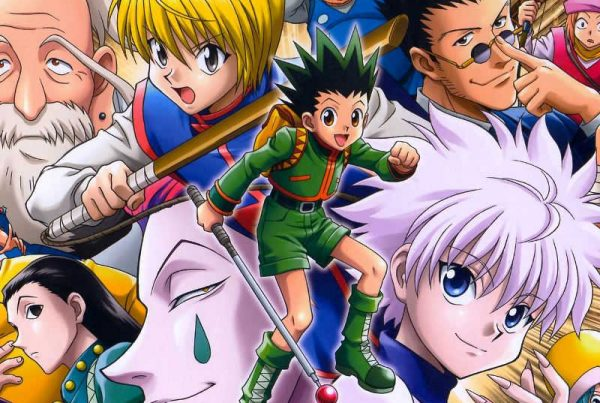 Header - Hunter x Hunter
