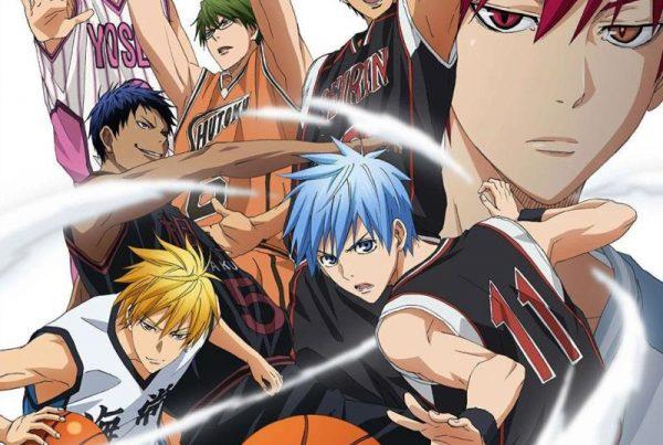 Header - Kuroko no Basket