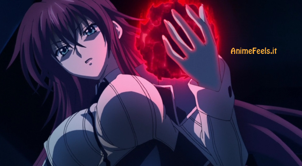 Highschool DxD 4