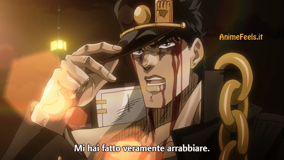 JoJo Bizzarre Adventures 6
