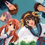 Header - La malinconia di Haruhi Suzumiya