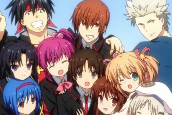 Header - Little Busters!