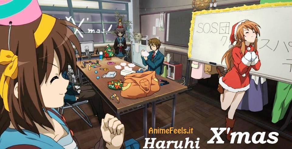 La Malinconia di Haruhi Suzumiya 7