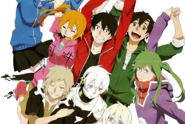 Header - Mekakucity Actors