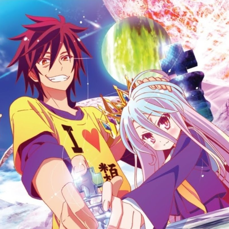 Header - No Game No Life