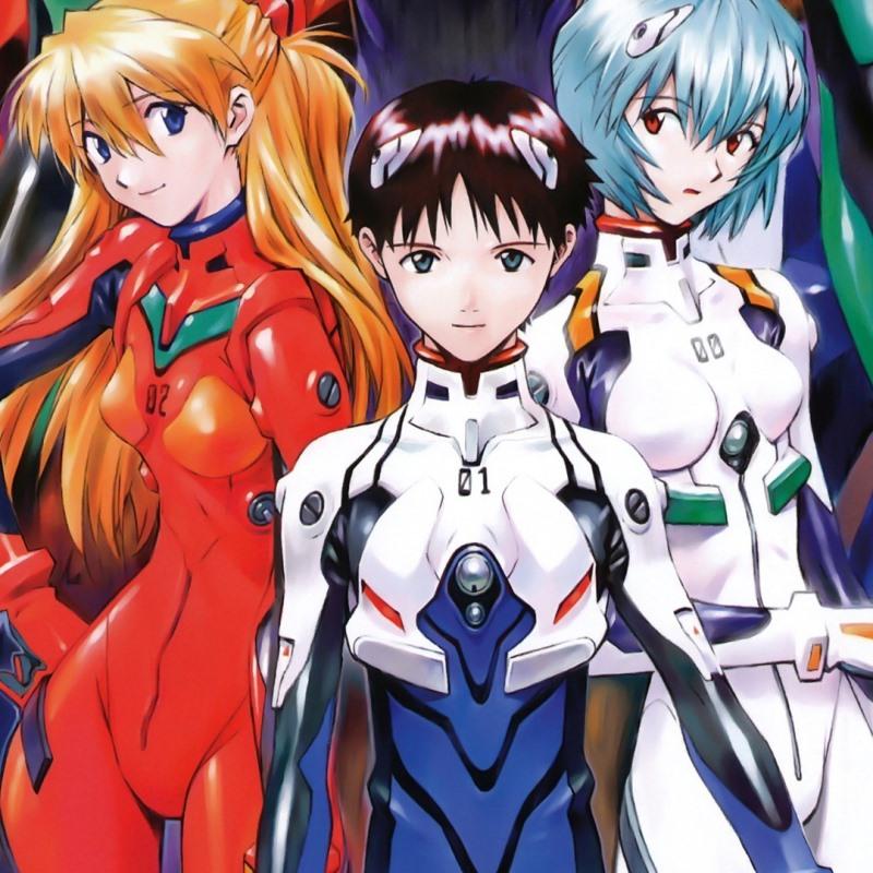 Header - Neon Genesis Evangelion