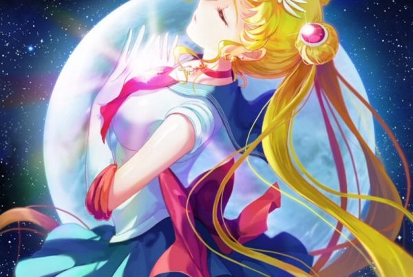 Header - Sailor Moon