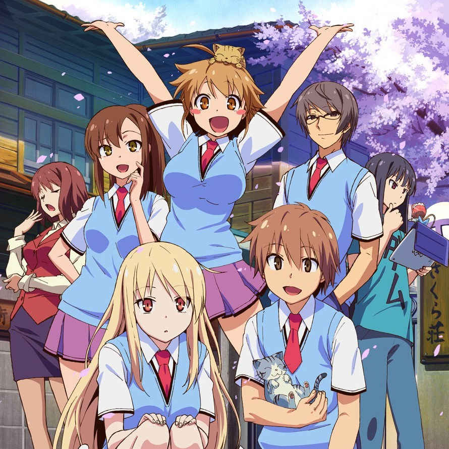 Header - Sakurasou No Pet Na Kanojo