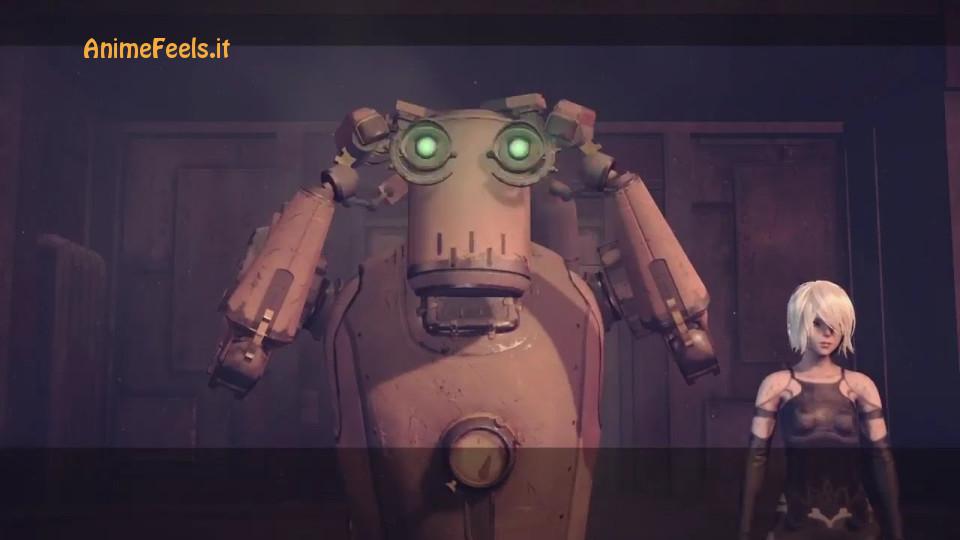 NieR Automata 11