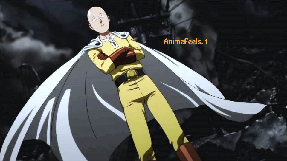 One Punch Man 10