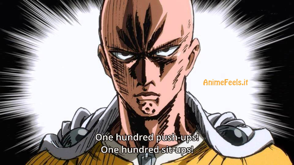 One Punch Man 8