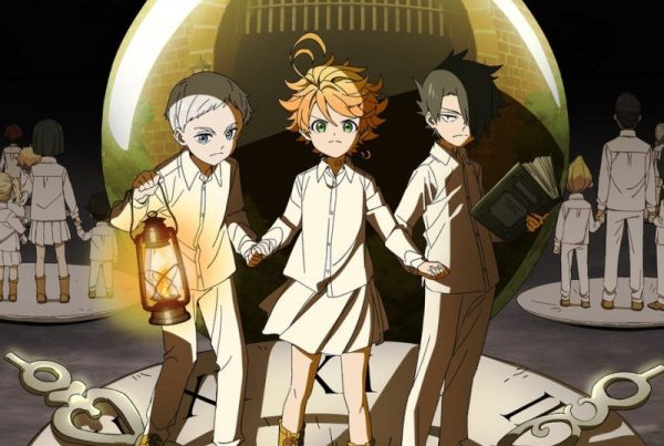 Header - The Promised Neverland