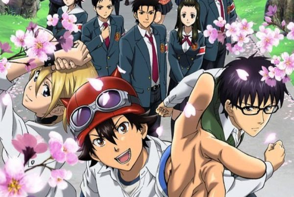 Header - Sket Dance