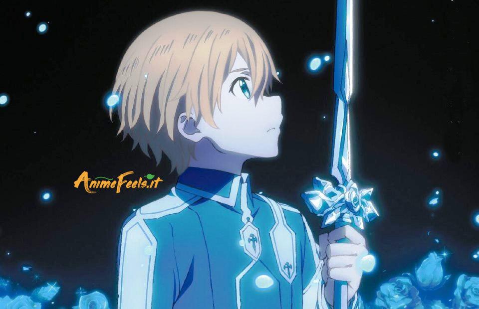 Sword Art Online 36