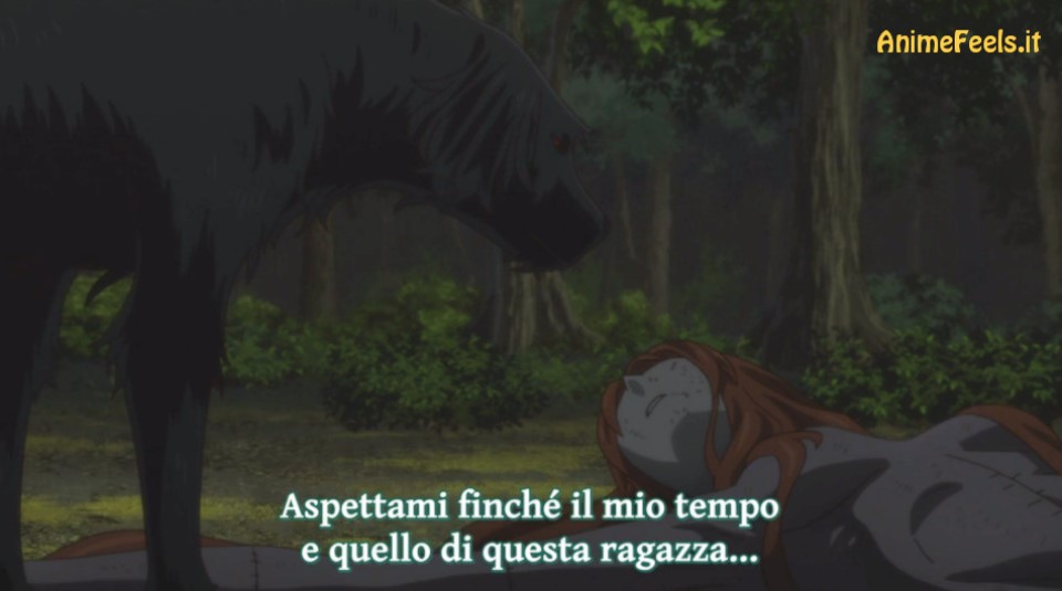The Ancient Magus Bride 8