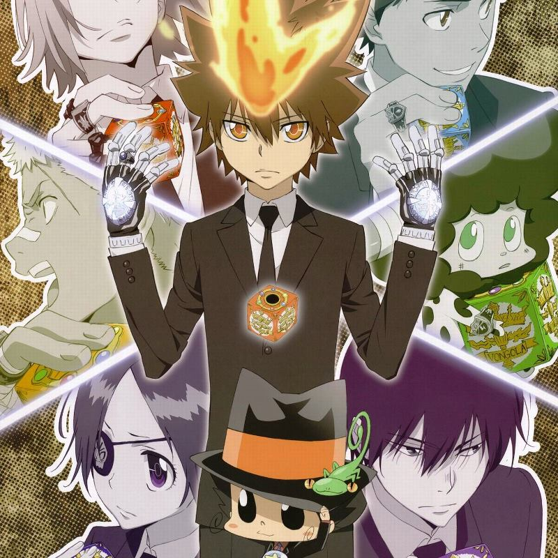 Header - Tutor Hitman Reborn