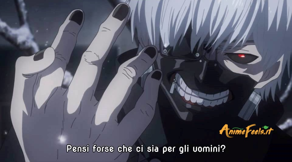 Tokyo Ghoul √A 38