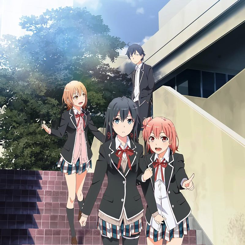 Header - Oregairu