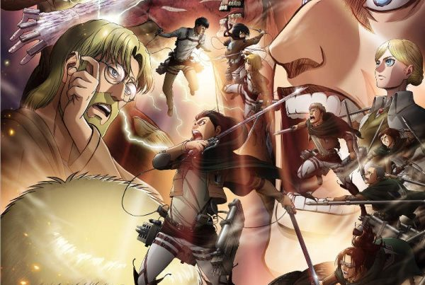 Header - Attack on Titan (Terza Stagione)