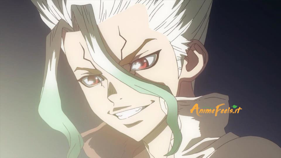 Dr Stone 3