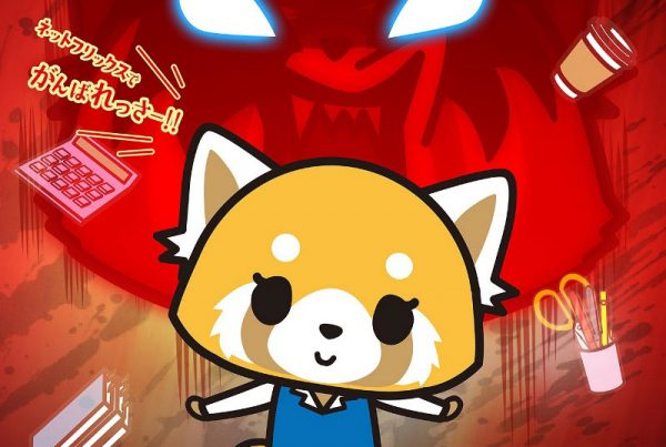 Header - Aggretsuko